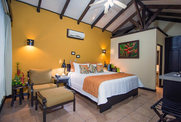 Arenal springs resort costa rica junior suite