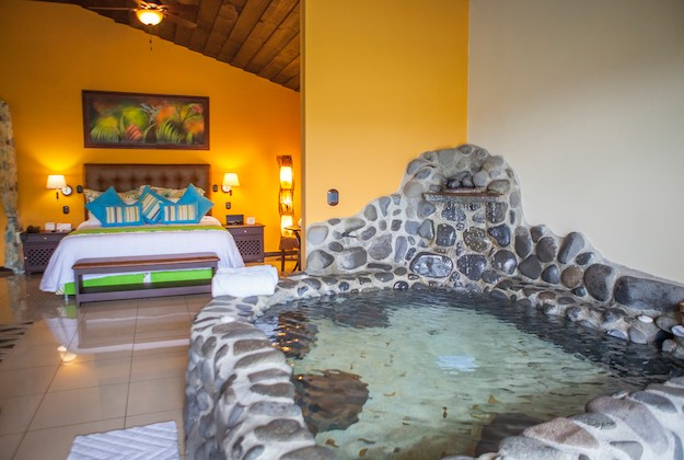 Arenal springs resort costa rica master suite