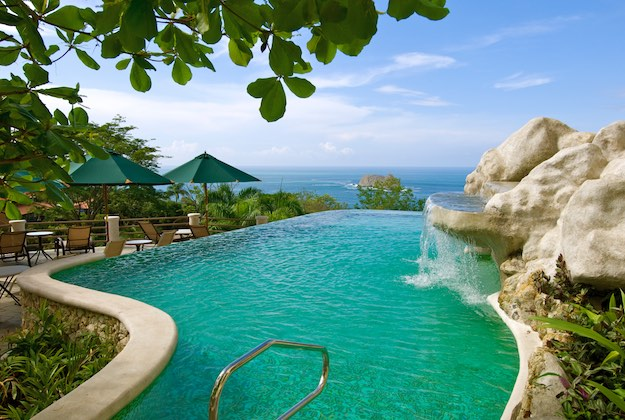 parador resort manuel antonio costa rica adult only pool