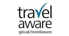 travel aware partner logo