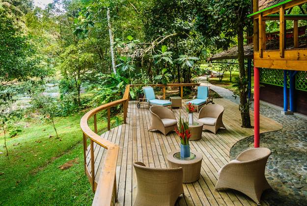 pacuare lodge costa rica by the river