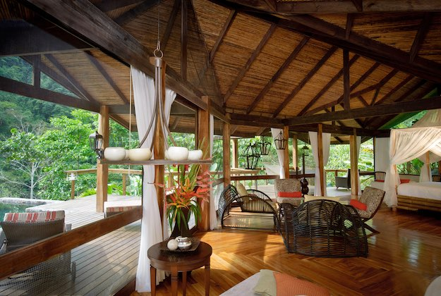 pacuare lodge costa rica linda vista suite