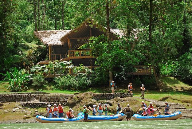 pacuare lodge costa rica river rafting