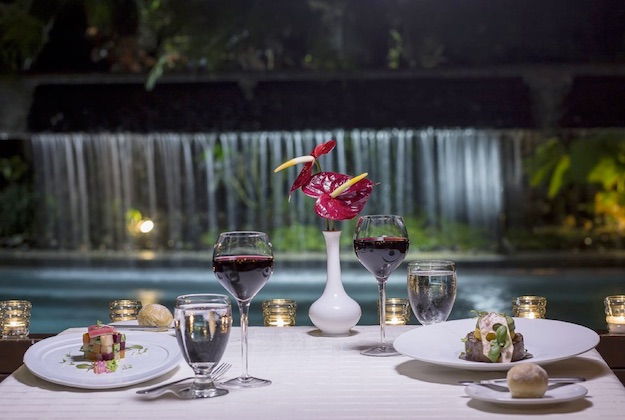 tabacon grand spa arenal costa rica fine dining