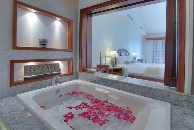 tabacon grand spa arenal costa rica suite bathroom