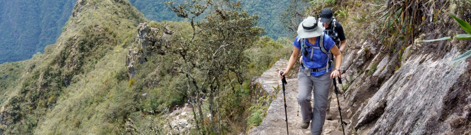 hiking the inca trail tour peru