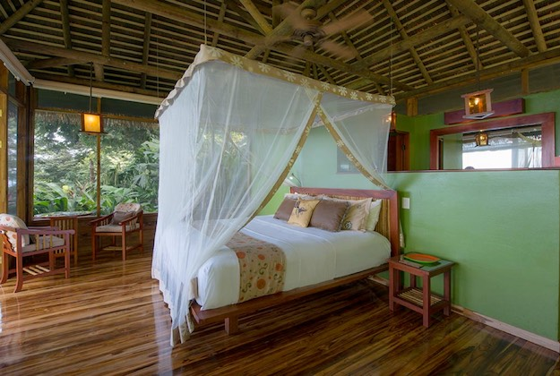 lapa rios eco lodge luxury bungalows