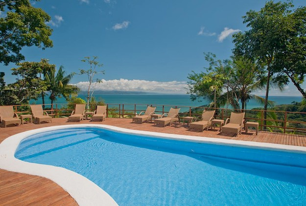 lapa rios eco lodge swimming pool