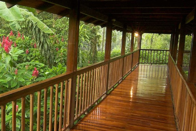 selva verde lodge sarapiqui walkways