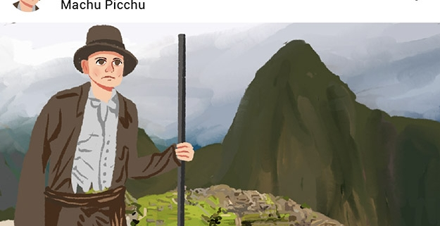 If Famous Explorers had Instagram