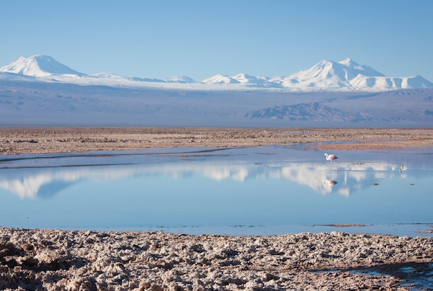atacama salt flat chile
