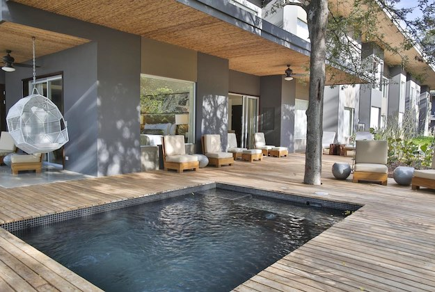 el mangroove hotel private plunge pool