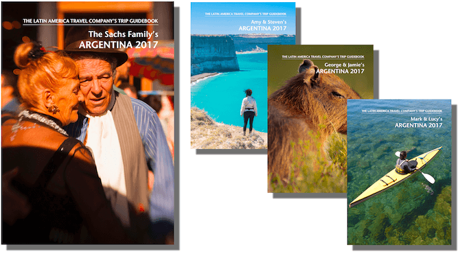 the latin america travel company argentina trip guidebooks