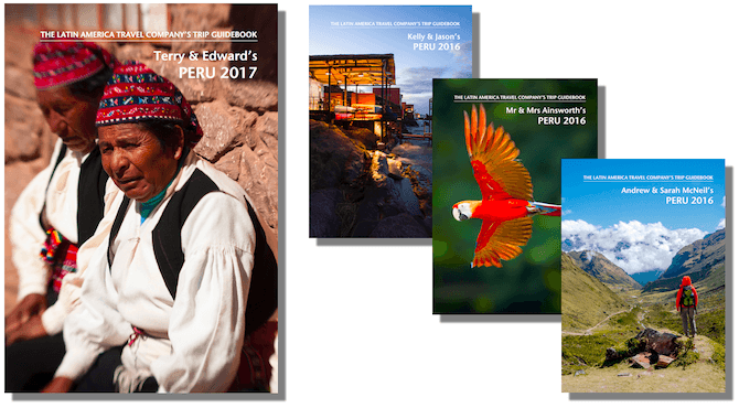 the latin america travel company peru trip guidebooks