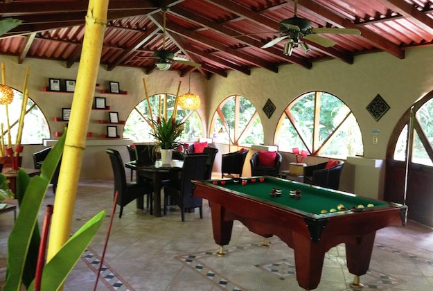 casa corcovado costa rica games room