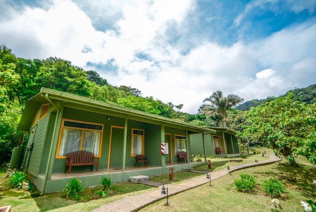 monteverde cloud forest lodge standalone cabin