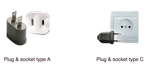 peru plug socket types