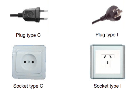 argentina plug and socket types