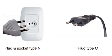 plug and socket types in brazil