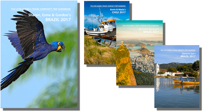 the latin america travel company brazil trip guidebooks