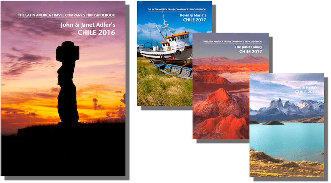the latin america travel company chile trip guidebooks