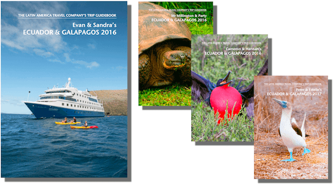 the latin america travel company galapagos trip guidebooks