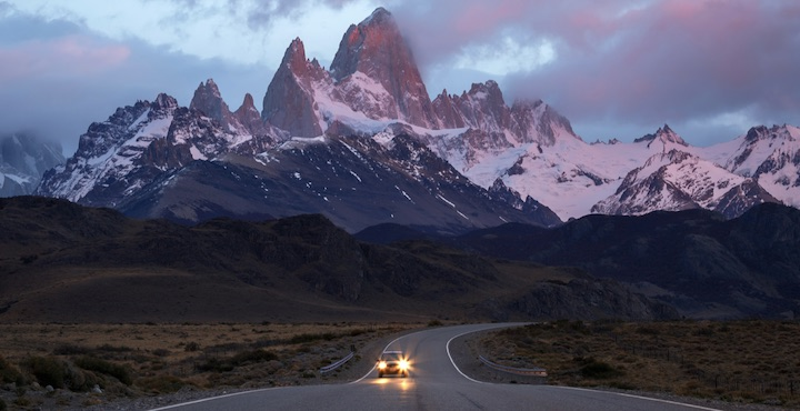 self drive to el chalten argentina