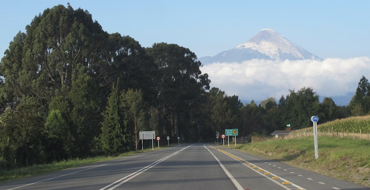 self drive tour on the austral highway in chile